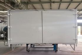STS-1158白色涂料在货车厢上的应用